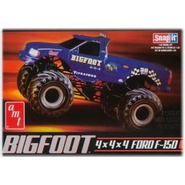 Model Do Sklejania Big Foot Monster Truck Snap Kit AMT
