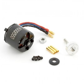 Silnik Elektryczny Redox Bezszczotkowy 4000/550