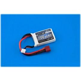 Pakiet LiPo 7,4V 700mAh 20c Redox