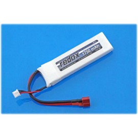 Akumulator LiPo 7,4V 1750mAh 20c Redox ASG