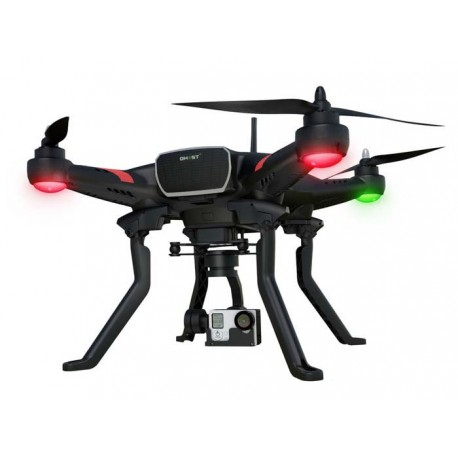 Quadrocopter GHOST+ X450 SC Thunder Tiger + Gimbal H3D-360