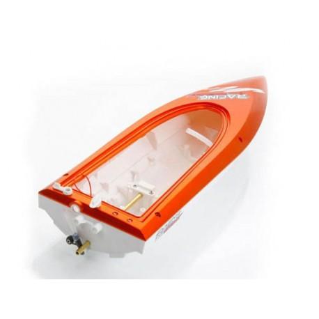 Kadłub Motorówki FT009 Pomarańczowy