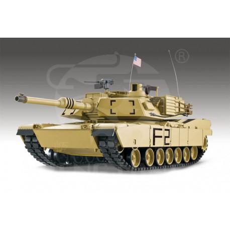Czołg Rc ABRAMS U.S. M1A2 Heng Long 2,4GHz 1:16