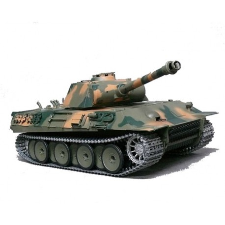 Czołg Sterowany German Panther PRO 2,4Ghz