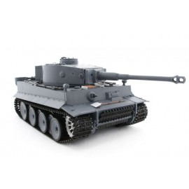 Czołg Sterowany Tiger I Metal-Stal 2.4 GHz 1:16