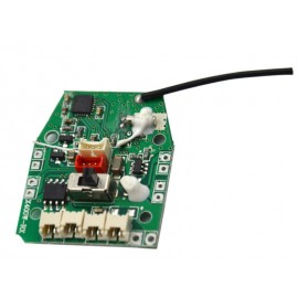 Elektronika - Odbiornik Do Quadrocoptera X300 MJX