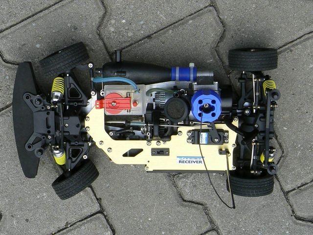 3850-1 Spalinowy Samochód