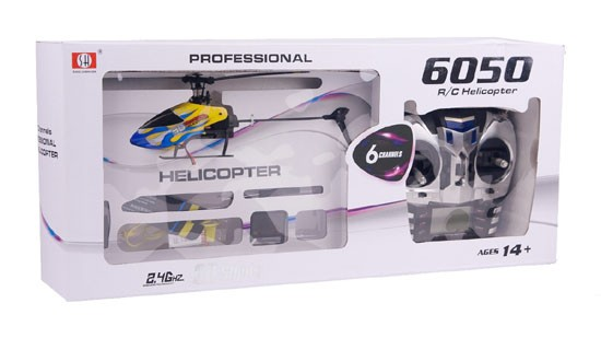 helikopter 6ch 6050