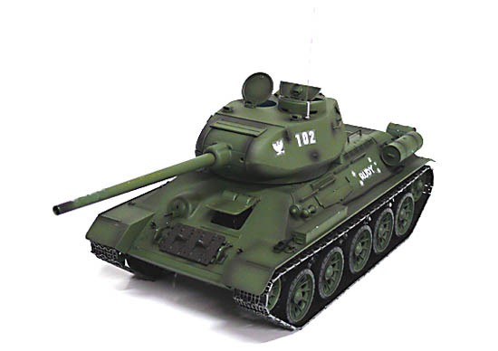 Heng long rc T34