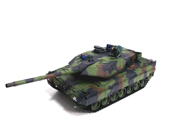 metal rc leopard
