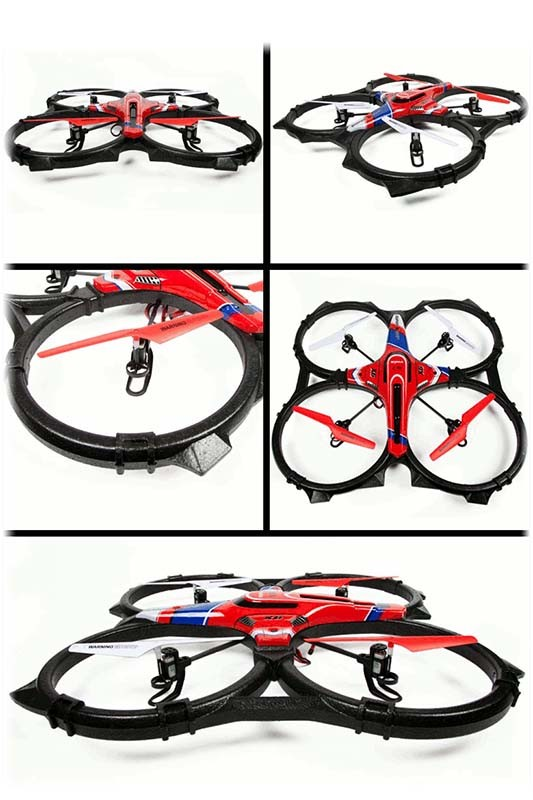 Quadrocopter syma x6
