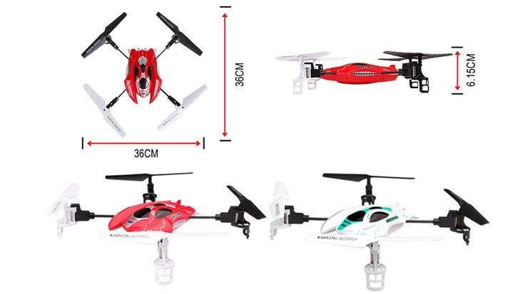 Quadrocopter Syma X7