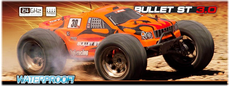 Auto Bullet ST 3.0 Terenowy 2,4Ghz HPI