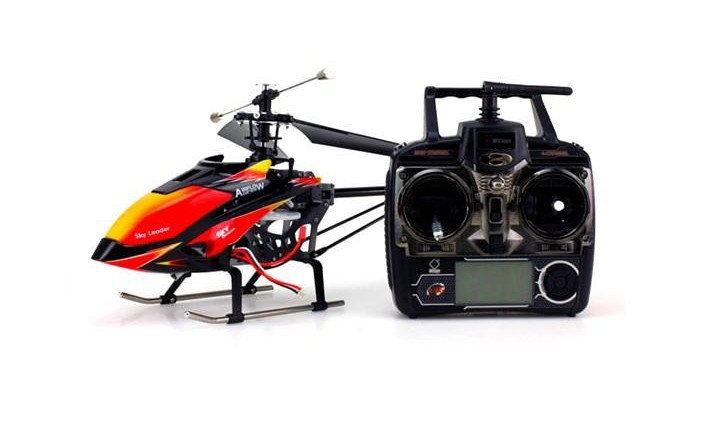 4ch Helikopter WLTOYS V913 LCD