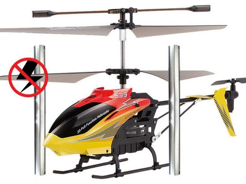 Helikopter Syma S39 3ch 2,4GHz