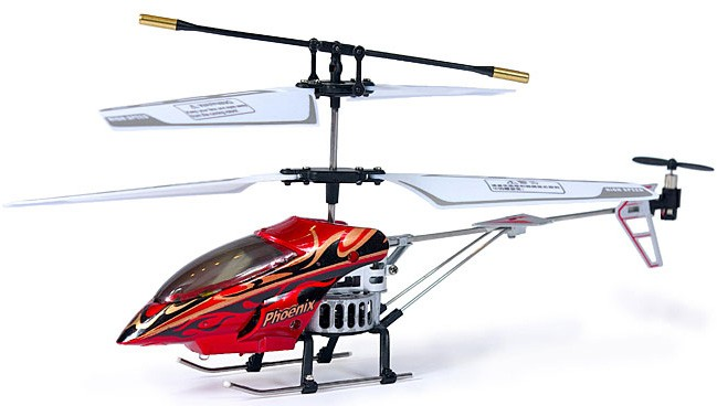mini helikopter Phoenix
