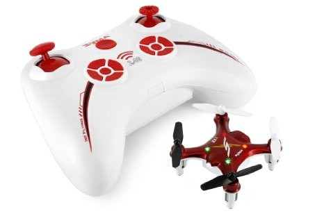 Nano Quadocopter Syma X12 2,4Ghz