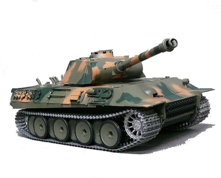 czpłg rc German Panther