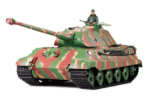 model german king tiger