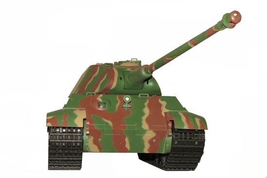 czołg king tiger rc